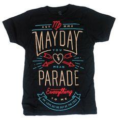Devotion Black -  Mayday Parade Merch