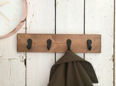 Pine Coat Hooks  https://www.facebook.com/scwvintage/photos/a.1589148604676334.1073741900.1450029055254957/1785276915063501/?type=3&theater