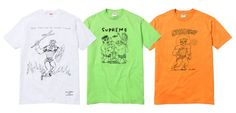 Daniel Johnston Designs Shirts For Supreme: Austinist