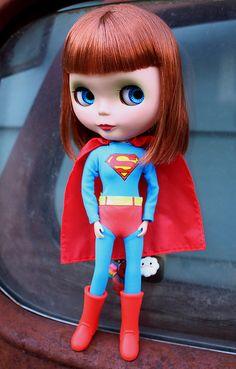 Supergirl Blythe