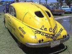 1952 Tatraplan La Carrera Panamericana