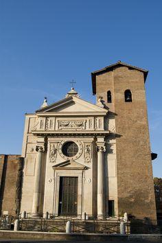 S.Nicola in Carcere\ Roman Churches