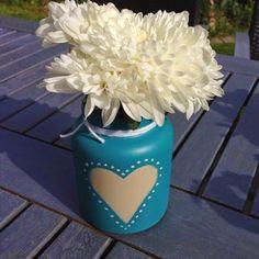 DIY Steingutgefäße lackieren. Wie? Auf meinem Blog zu lesen!