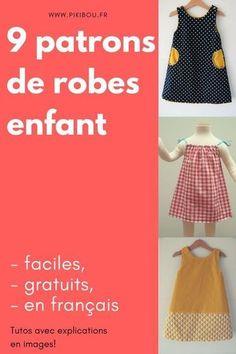 558db9c0eee57 Nous avons compilé pour vous 9 tutos de robes pour petites filles