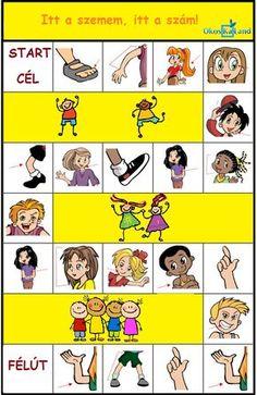 Képességfejlesztés :: OkosKaLand Cicely Mary Barker, Kids Learning, Techno, Education, Comics, Cards, Health, Activities, Preschool Math