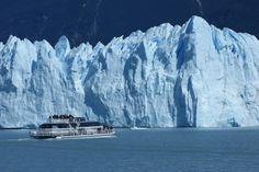 ¡El #PeritoMoreno en su máximo esplendor! #NieveArgentina #Glaciar #Nieve #Argentina #SantaCruz