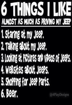 #jeeplife                                                                                                                                                                                 More