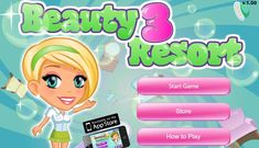 Beauty Resort 3 Friv Girl Game
