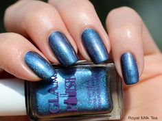 Royal Milk Tea: Glam Polish: You're Never Too Old to be Young, Part 1