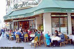 dining in Paris, Les Deux Musees
