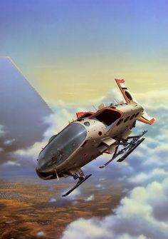 The Tar-Aiym Krang by Tim White http://www.tim-white.co.uk
