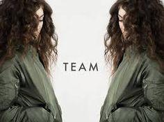 Clip nou: Lorde - Team