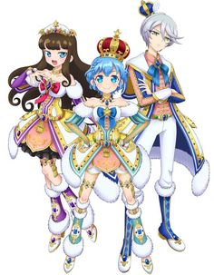 The winners of the Dream Team Selection in Pripuz : Doromageddon ・ H with coords from Rich Venus x Anime Music, Anime Art, Cookie Swirl C, Rainbow Live, Shugo Chara, Pretty Cure, Fantasy Books, Magical Girl, Costume Design