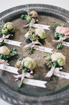 Drooling over these boutonnieres: http://www.stylemepretty.com/vault/search/images/Flowers