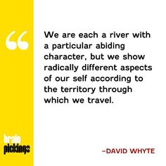 """How to break the tyranny of """"work/life balance"""" – existentially necessary read for modern life: http://www.brainpickings.org/2015/03/11/david-whyte-three-marriages-work-life/"""