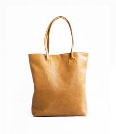 The Essential Tote in Butterscotch/ Leather Tote Bag /Camel  S$240.46 plus $40 shipping