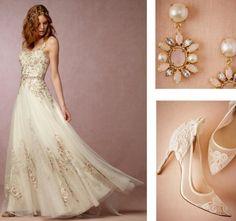 Hoje eu selecionei para vocês 3 noivas com 3 estilos completamente diferentes e montei um look para cada uma delas. O motivo? Inspirá-las.    Venham:http://bit.ly/3-noivas    #casarei #wedding #vestidodenoiva