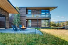 Gallery of Shoshone Residence / Carney Logan Burke Architects - 1