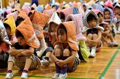"""No Japão, o dia 1º de setembro é tradicionalmente conhecido como o """"Dia da Prevenção de Desastres"""", marcando a data do Grande Terremoto de Kanto, em 1923."""