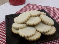Gluten Free Shortbread Cookie Mix Directions