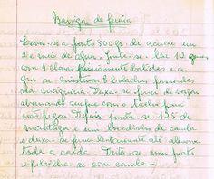 Barriga de Freira Old Recipes, Vintage Recipes, Sweet Recipes, Cake Recipes, Cooking Recipes, My Favorite Food, Favorite Recipes, Trifle Pudding, Portuguese Recipes
