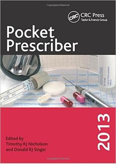 Download the Medical Book : Pocket Prescriber 2013 PDF For Free. This Website we Provide Free Medical Books for all Students