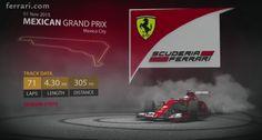 "[Vídeo] Previa de Ferrari   Gutiérrez: ""Me siento orgulloso de que en mi país haya un evento tan importante""  #F1 #Formula1 #MexicanGP"