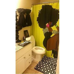 TeamNatural On Instagram Looking For A Pop Of Color To Add Your Bathroom Decor Check Out PardonMyFros Shower Curtains The Colors Are So Vibrant