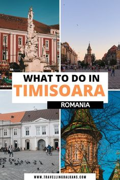 11 Incredible Things to Do in Timisoara, Romania. Timisoara is Romania's third-largest city, after Bucharest and Cluj-Napoca, and yet it is a city that is often overlooked. Whether you experience a Timisoara winter or summer, this Romanian city should be visited all year round! Make sure you check out these top Timisoara travel tips! #romaniatravel #timisoararomania #balkantravel #thebalkans