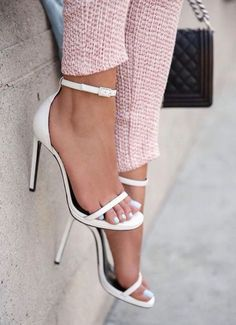high heels – High Heels Daily Heels, stilettos and women's Shoes Zapatos Shoes, Shoes Heels, High Shoes, Ankle Strap Heels, Ankle Straps, Stilettos, Stiletto Heels, Cute Shoes, Me Too Shoes