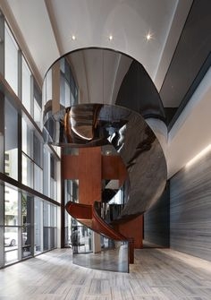 YP is a collaborative practice that forges clearly articulated, meaningful ideas, with innovation, purpose, youth and experience. Interior Stairs, Interior Design Living Room, Interior And Exterior, Modern Staircase, Staircase Design, Design Blog, Design Studio, Stairs Architecture, Interior Architecture