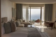 Room with a view at Grand Velas Los Cabos