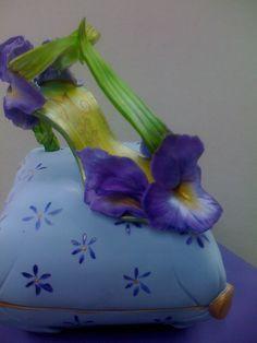 Iris shoe close | by Karen Portaleo