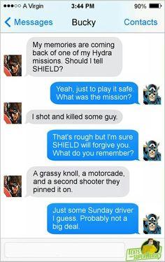Bucky capt