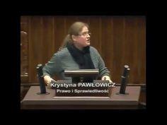 LICZ SIĘ PAN ZE SŁOWAMI - Krystyna Pawłowicz