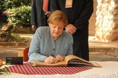 Geschätztes Vermögen von Angela Merkel: 3 Millionen Euro