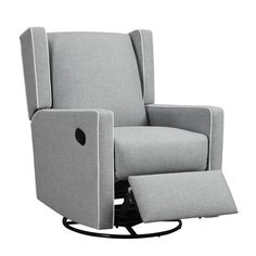 Functionality style and comfort the monbebe everston swivel glider