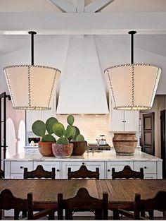 Stylelinx: Diane Keaton's kitchen