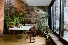 BINNENKIJKEN. Brusselse duplex wordt urban jungle - De Standaard: http://www.standaard.be/cnt/dmf20150522_01693770