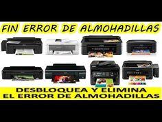 (204) Solución Almohadillas han llegado al final de su vida útil. Epson L110,L200,L210,L300,L350 y L355 - YouTube Epson, Youtube, Finals, Life, Youtubers, Youtube Movies