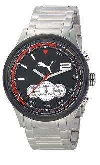 @Puma Wheel Chrono -L Metal Bl