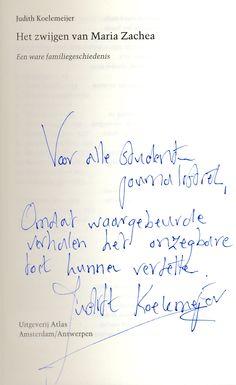 Judith Koelemeijer (lezing tijdens Nederland Leest) 27-11-2014