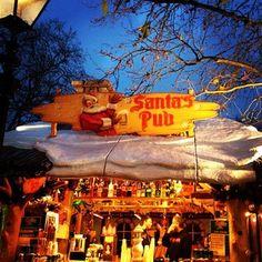 Santa's Pub – Nashville, TN | 12 Dives You Must Visit Before You Die