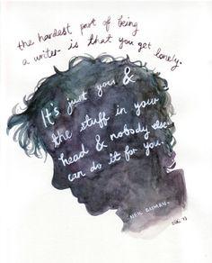 Neil Gaiman - the so