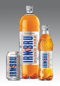 Diet Irn Bru - it's all I drank while in Scotland.  LOVE it!