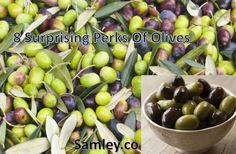 8 Surprising Perks Of Olives
