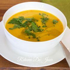 Shorba - Arabic lentil soup. So amazingly delicious!
