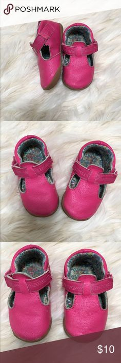 Stride rite leather baby shoes Still have life left, great sturdy shoes Shoes Baby & Walker