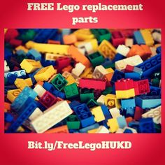 Free Lego replacement parts including Lego Dimensions  #HotUKDeals #Lego #Free…