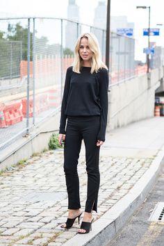 New York Fashionweek ss2014, day 3, Elin Kling